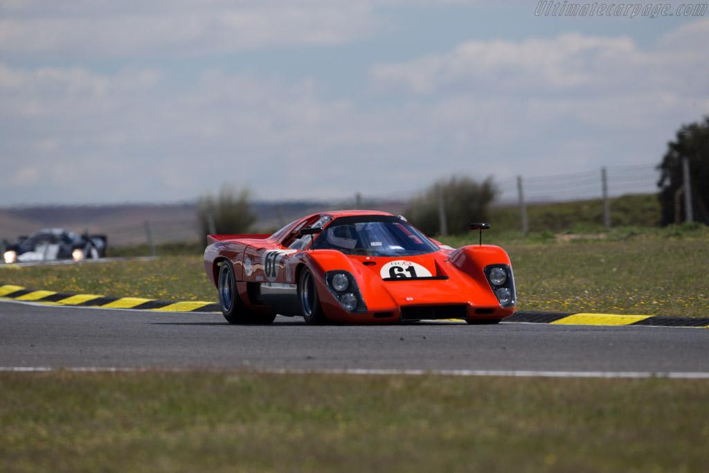 McLaren M6 GT - Chassis: 50-31 - Driver: Thomas Studer  - 2016 Jarama Classic