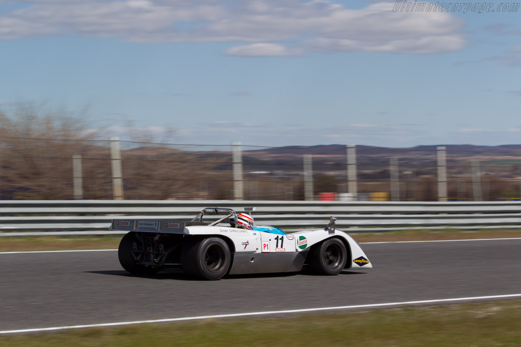 McLaren M8C - Chassis: 70-01 - Driver: Marc Devis / Christian Traber  - 2016 Jarama Classic