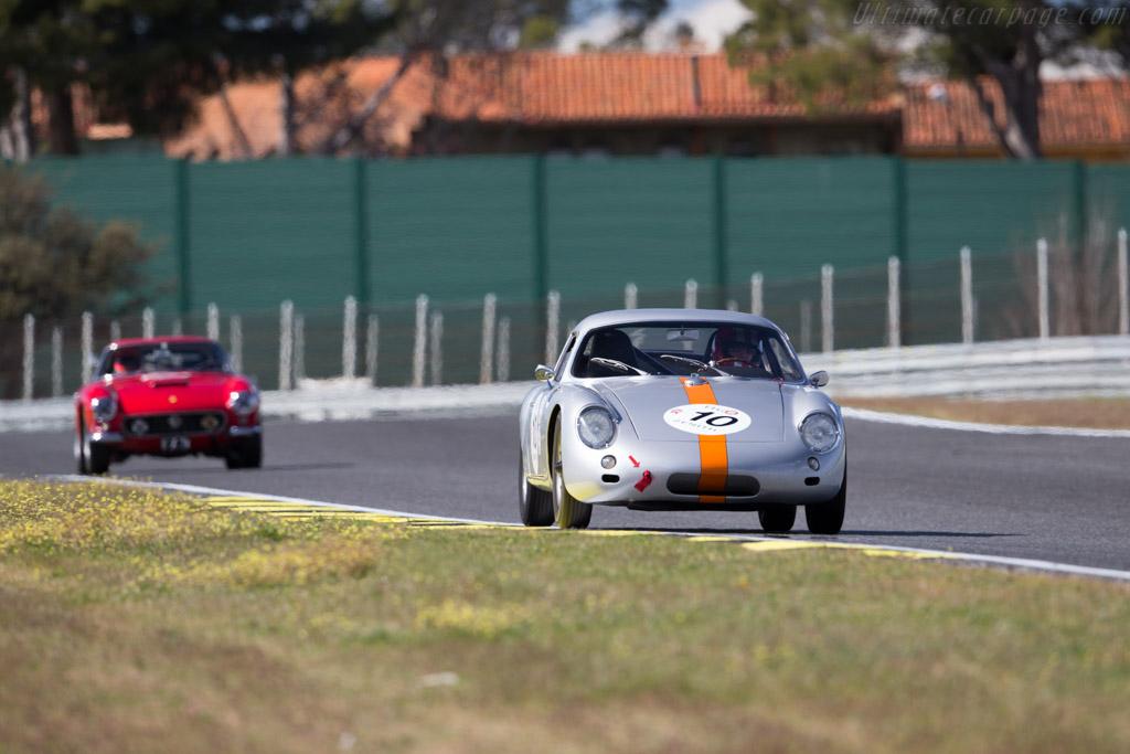 Porsche 356 GTL - Chassis: 1010 - Driver: Peter Vogele  - 2016 Jarama Classic