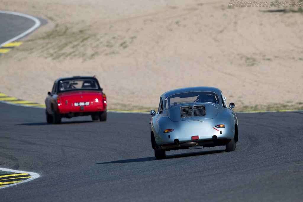 Porsche 356 SC - Chassis: 131928 - Driver: Bill Stephens / Will Stephens  - 2016 Jarama Classic