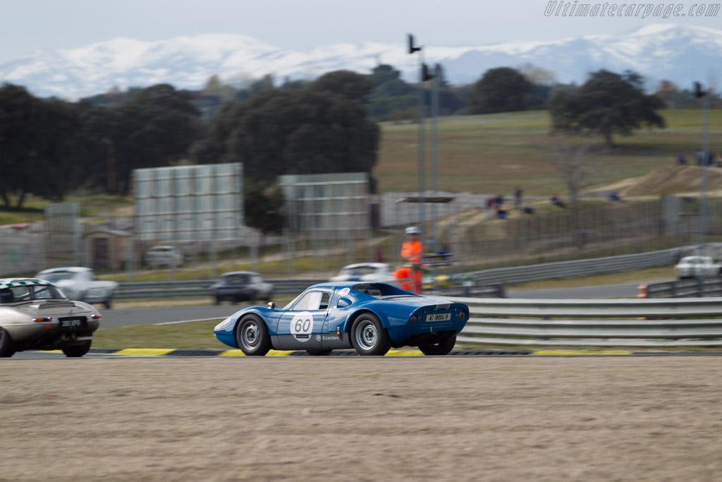 Porsche 904 GTS - Chassis: 904-027 - Driver: Jean-Marc Bussolini / Julien Bussolini  - 2016 Jarama Classic