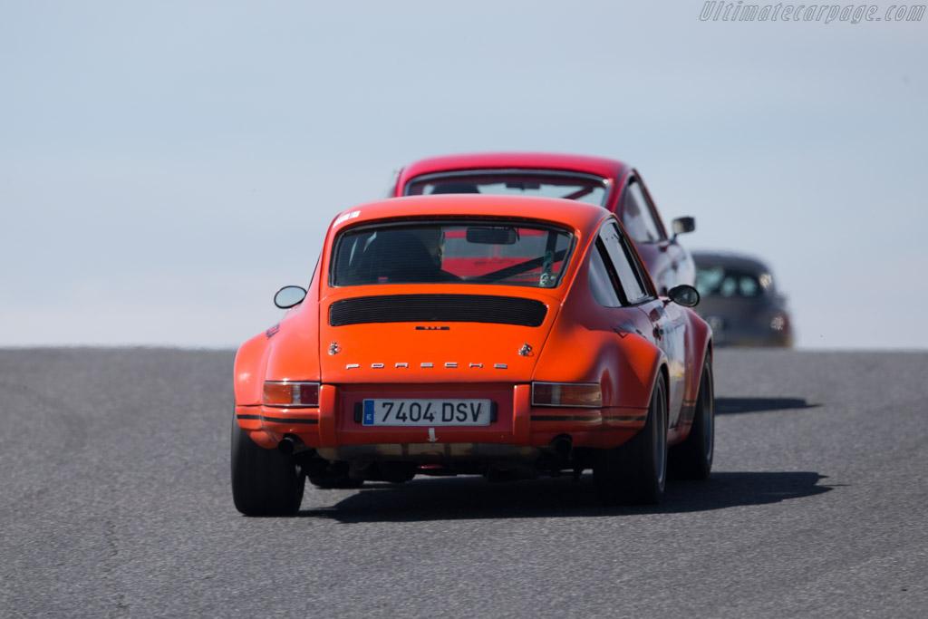 Porsche 911 2.2 E  - Driver: Ildefonso Garcia / Alfonso Garcia  - 2016 Jarama Classic