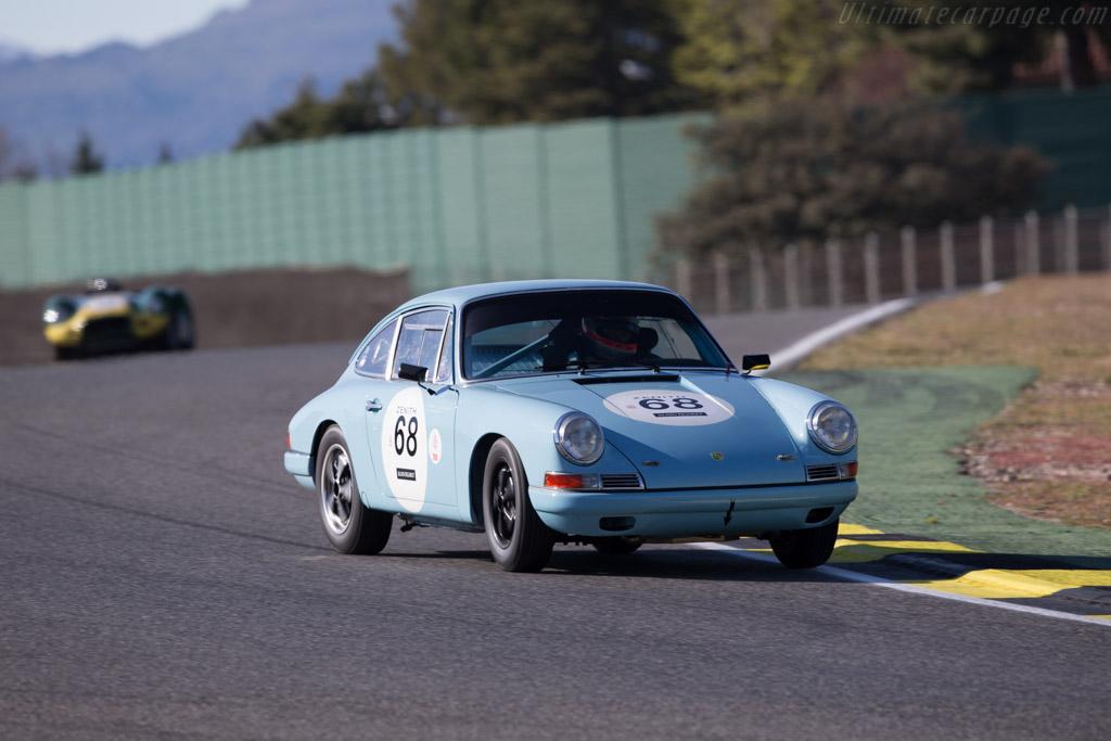 Porsche 911 - Chassis: 303498 - Driver: Michiel van Duijvendijk / Pascal Pandelaar  - 2016 Jarama Classic