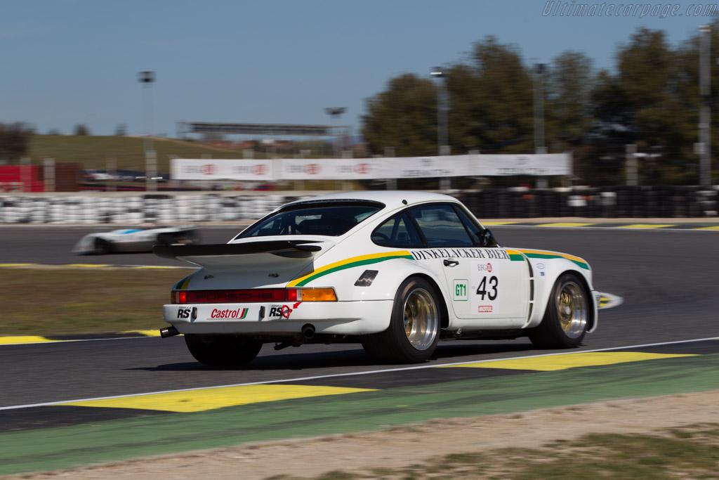 Porsche 911 Carrera RS 3.0  - Driver: Peter Mulder / Patrick Simon  - 2016 Jarama Classic
