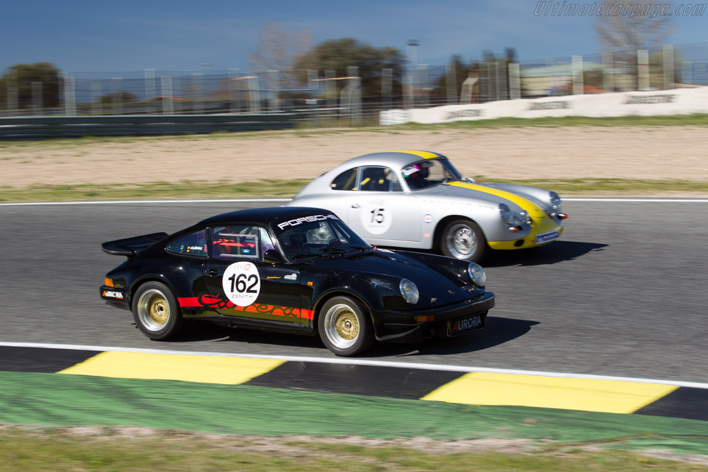Porsche 911 Carrera RS 3.0  - Driver: Jorge Lopez  - 2016 Jarama Classic