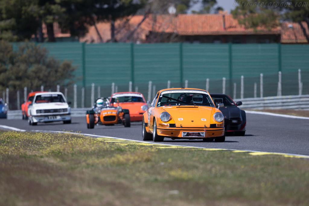 Porsche 911 Carrera RS - Chassis: 911 010 0690 - Driver: Rafael Sanchez Acalva  - 2016 Jarama Classic