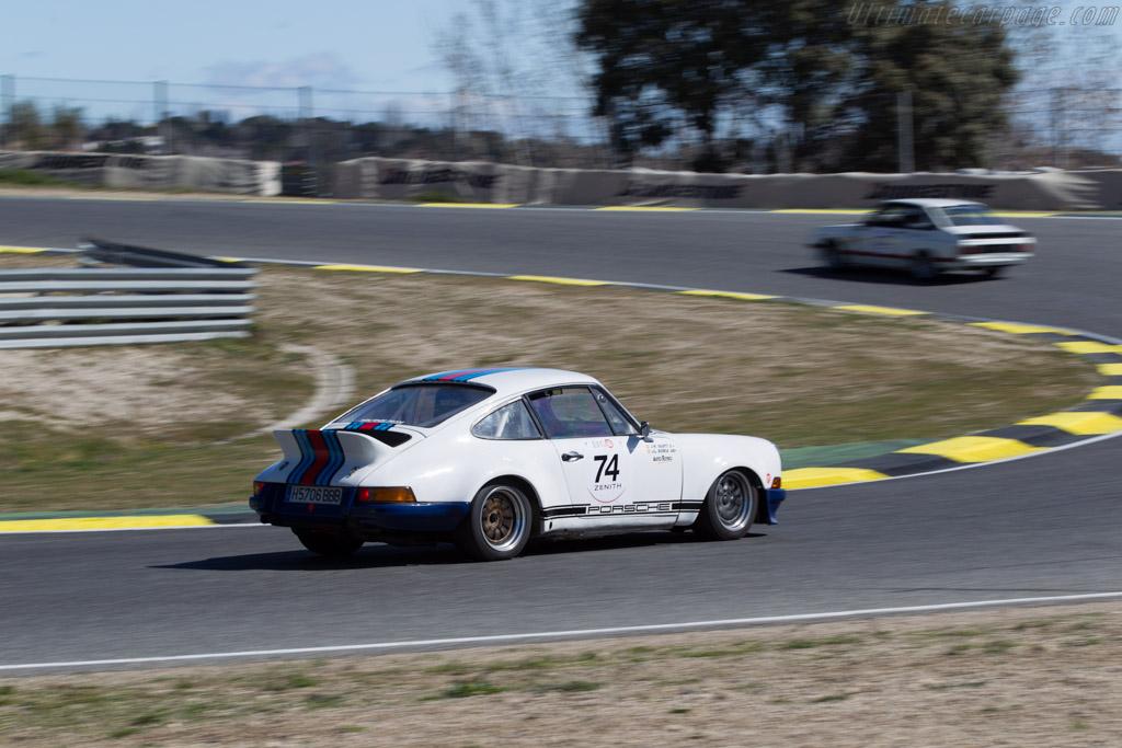 Porsche 911 Carrera RS  - Driver: Jose M Marti / Jose Luis Boiria - 2016 Jarama Classic