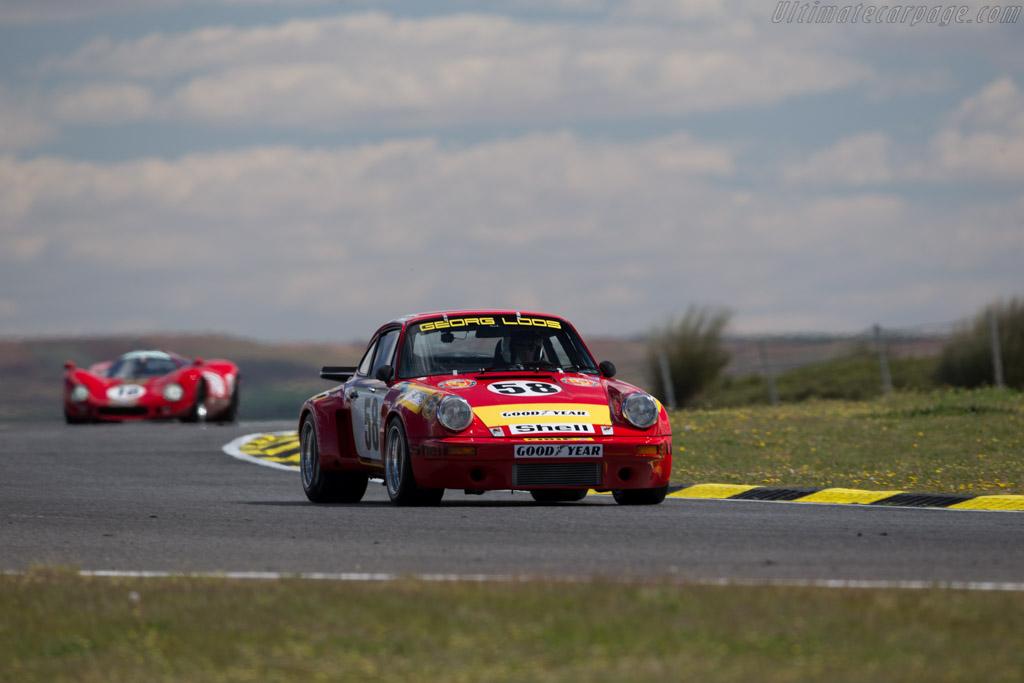 Porsche 911 Carrera RSR 3.0 - Chassis: 911 460 9116 - Driver: Claudio Roddaro  - 2016 Jarama Classic