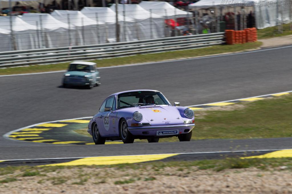 Porsche 911 S - Chassis: 300935 - Driver: Manuel de la Torre  - 2016 Jarama Classic