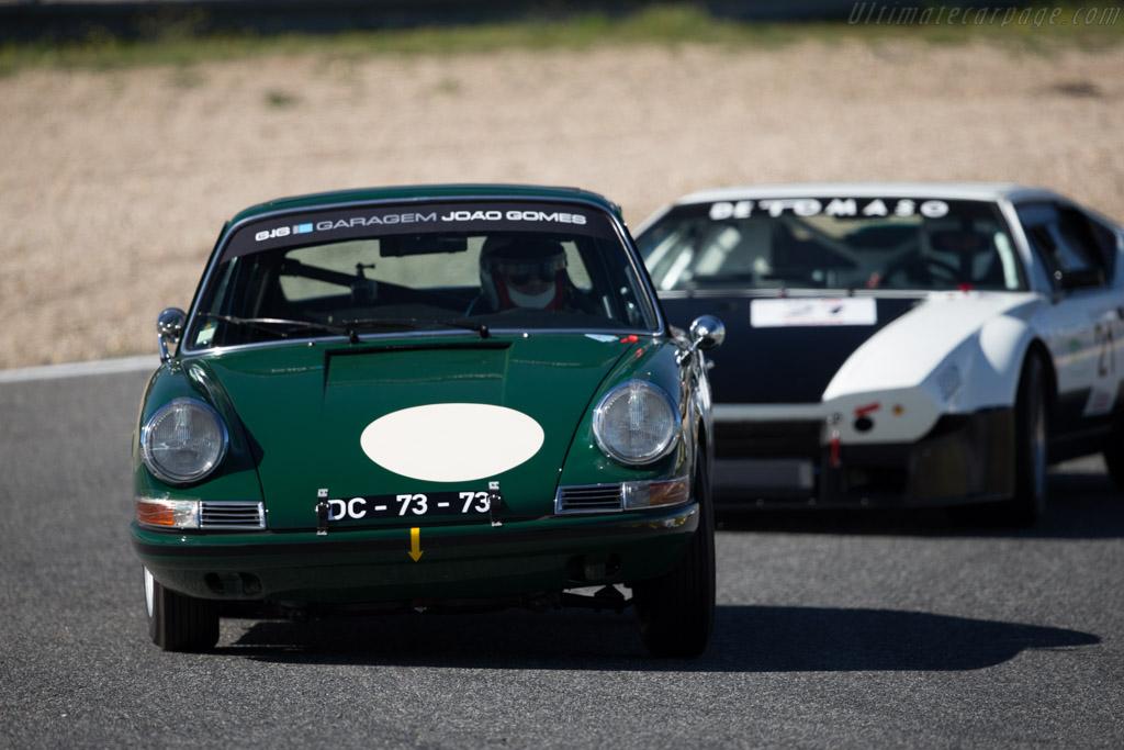 Porsche 911 S  - Driver: Jose Carvalhosa / Piero dal Maso  - 2016 Jarama Classic