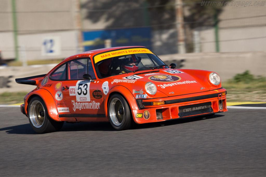 Porsche 934 - Chassis: 930 670 0168 - Driver: Maurizio Fratti / Andrea Cabianca  - 2016 Jarama Classic