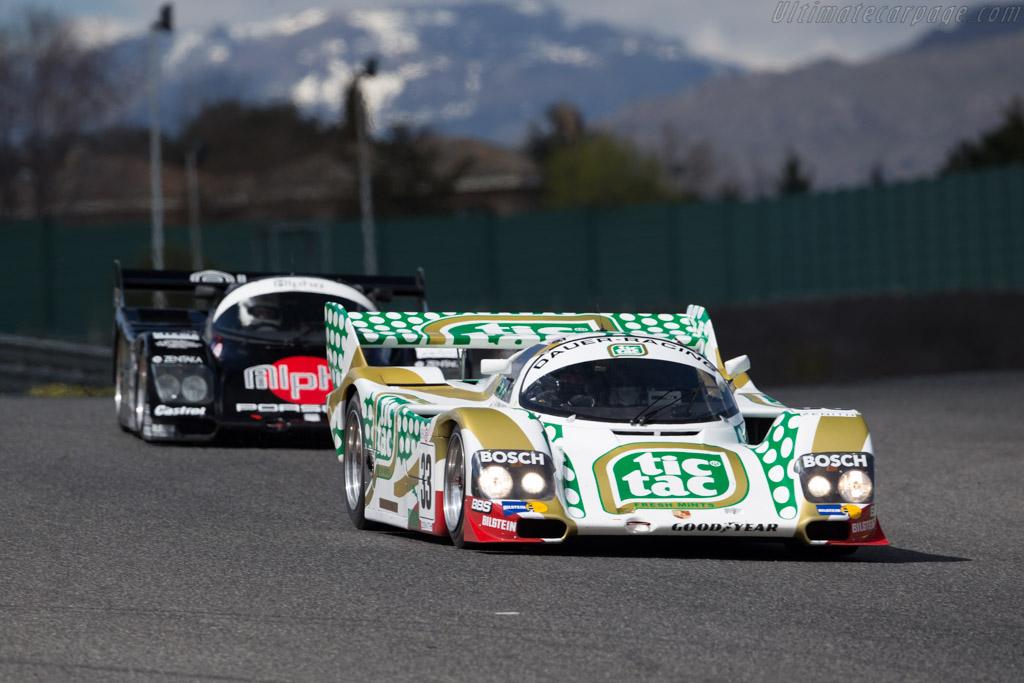 Porsche 962C - Chassis: 962-141 - Driver: Henrik Lindberg  - 2016 Jarama Classic
