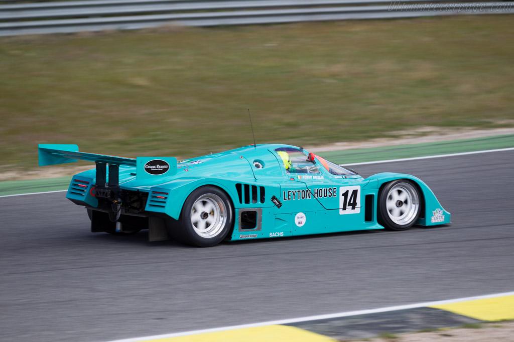 Porsche 962CK6 - Chassis: 962-118 T-1 - Driver: Tommy Dreelan / Aaron Scott  - 2016 Jarama Classic