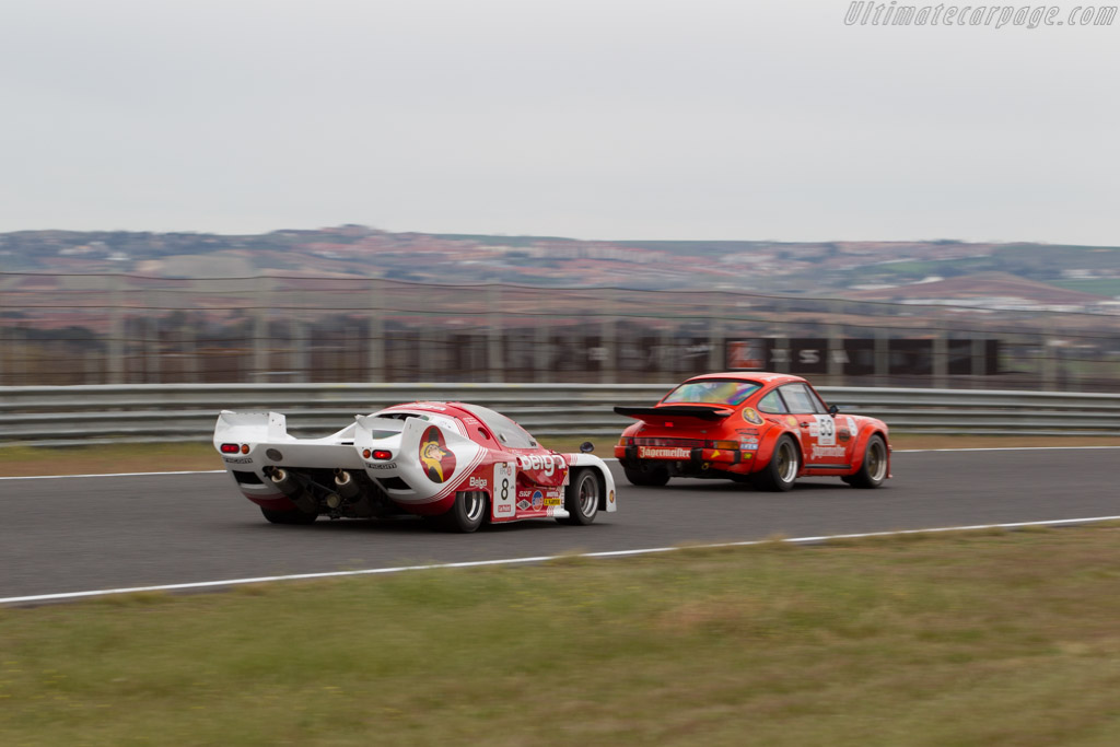 Rondeau M378 - Chassis: M378-001 - Driver: Marc Devis  - 2016 Jarama Classic
