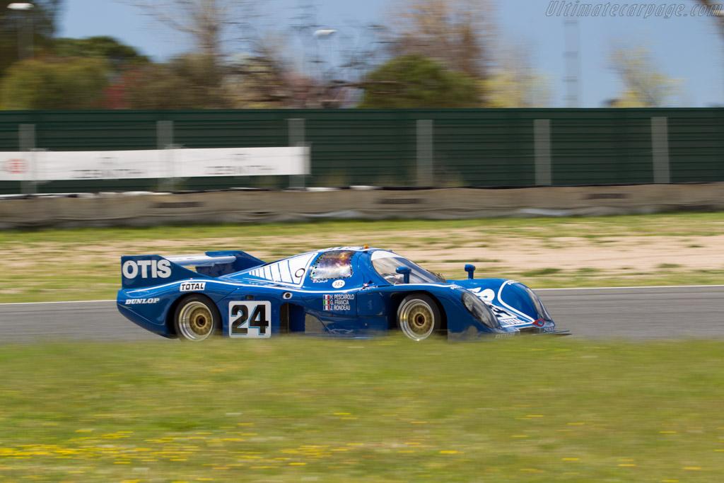 Rondeau M382 - Chassis: M382-004 - Driver: David Ferrer / Mr. John of B.  - 2016 Jarama Classic