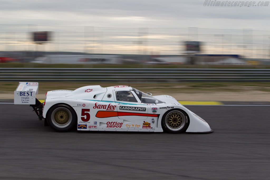 Spice SE90P - Chassis: SE90P-013 - Driver: Steve Tandy  - 2016 Jarama Classic
