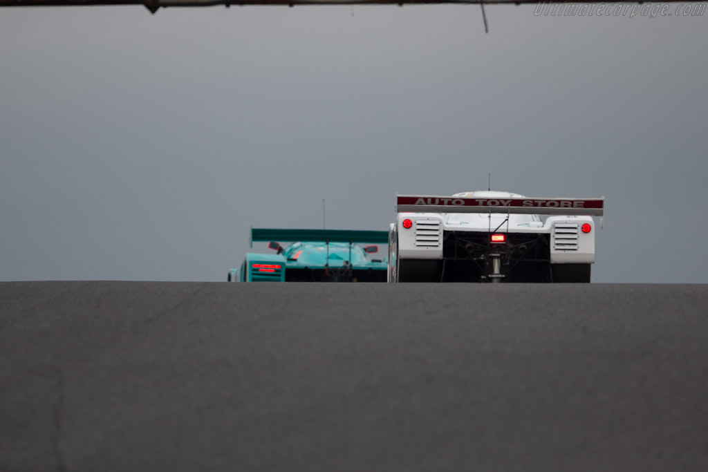 Spice SE90P - Chassis: SE90P-013 - Driver: Steve Tandy  - 2016 Jarama Classic