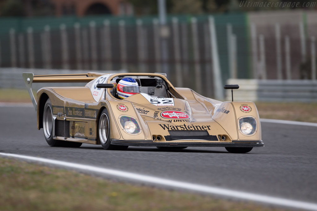 TOJ SC304 - Chassis: 11-76 - Driver: Yves Scemama  - 2016 Jarama Classic