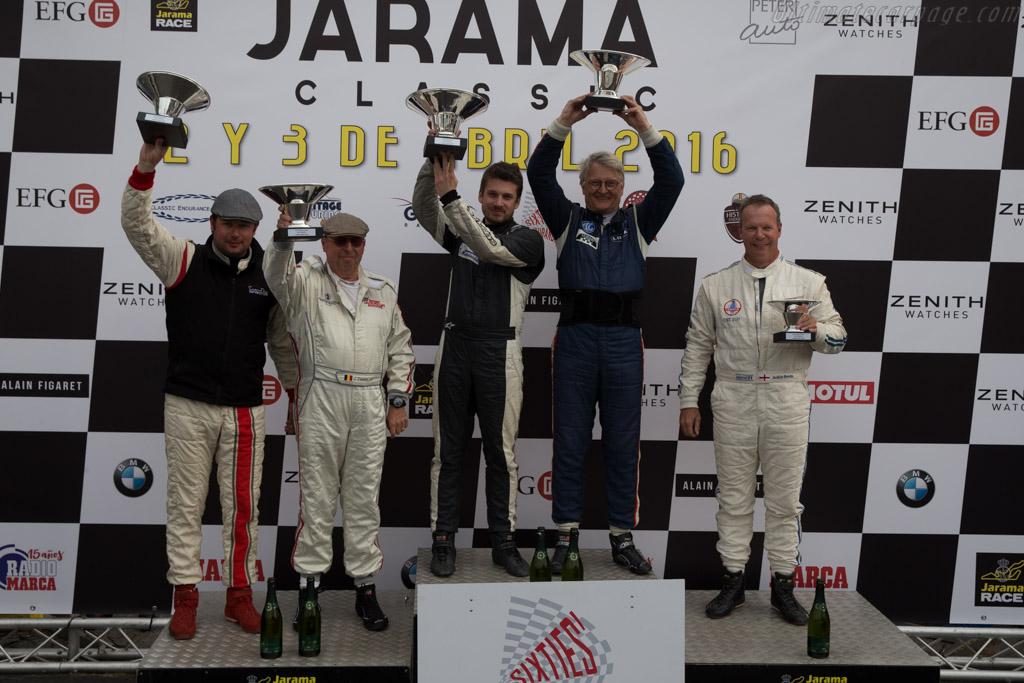 The winners    - 2016 Jarama Classic