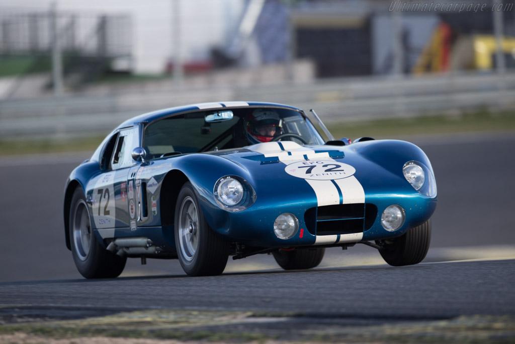 AC Shelby Cobra - Chassis: CSX2166 - Entrant: Claude Nahum - Driver: Bernard Thuner  - 2017 Jarama Classic