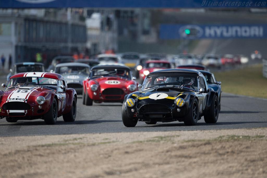 AC Shelby Cobra - Chassis: CSX2506 - Driver: Christophe Van Riet / Christian Dumolin  - 2017 Jarama Classic