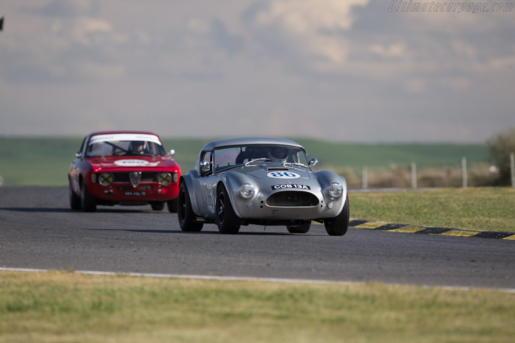 AC Shelby Cobra - Chassis: CSX2157 - Driver: Andrew Beverley  - 2017 Jarama Classic