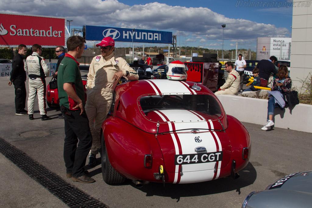 AC Shelby Cobra Le Mans - Chassis: CSX2130 - Driver: Shaun Lynn / Emanuele Pirro  - 2017 Jarama Classic