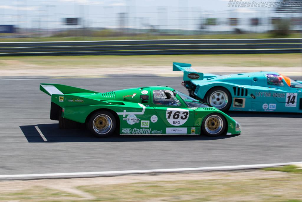 Alba AR2 Giannini - Chassis: 001 - Driver: Martin O'Connell  - 2017 Jarama Classic