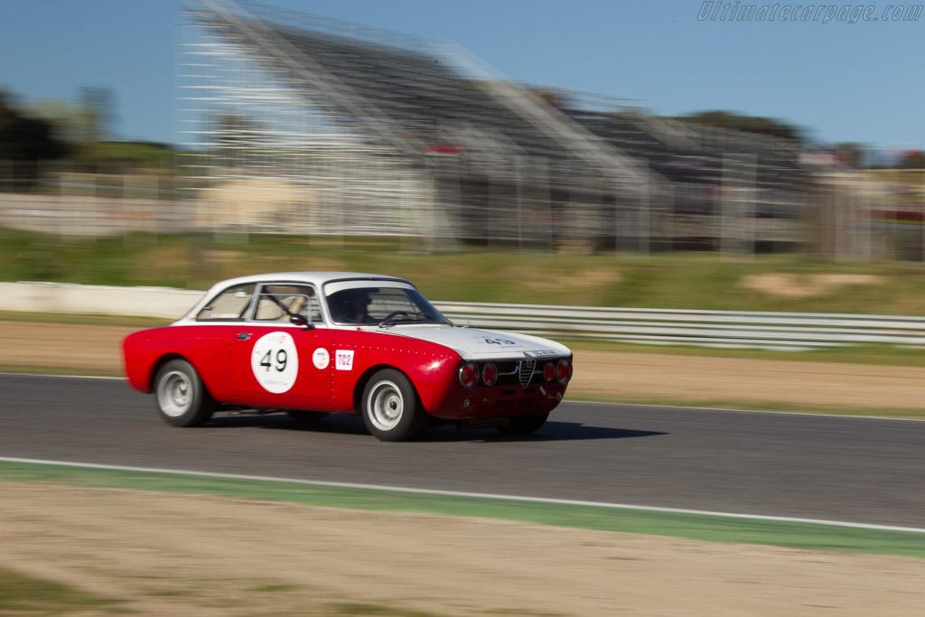 Alfa Romeo 1750 GTAm - Chassis: 1368261 - Driver: Lucien Guitteny / Maxime Bochet  - 2017 Jarama Classic