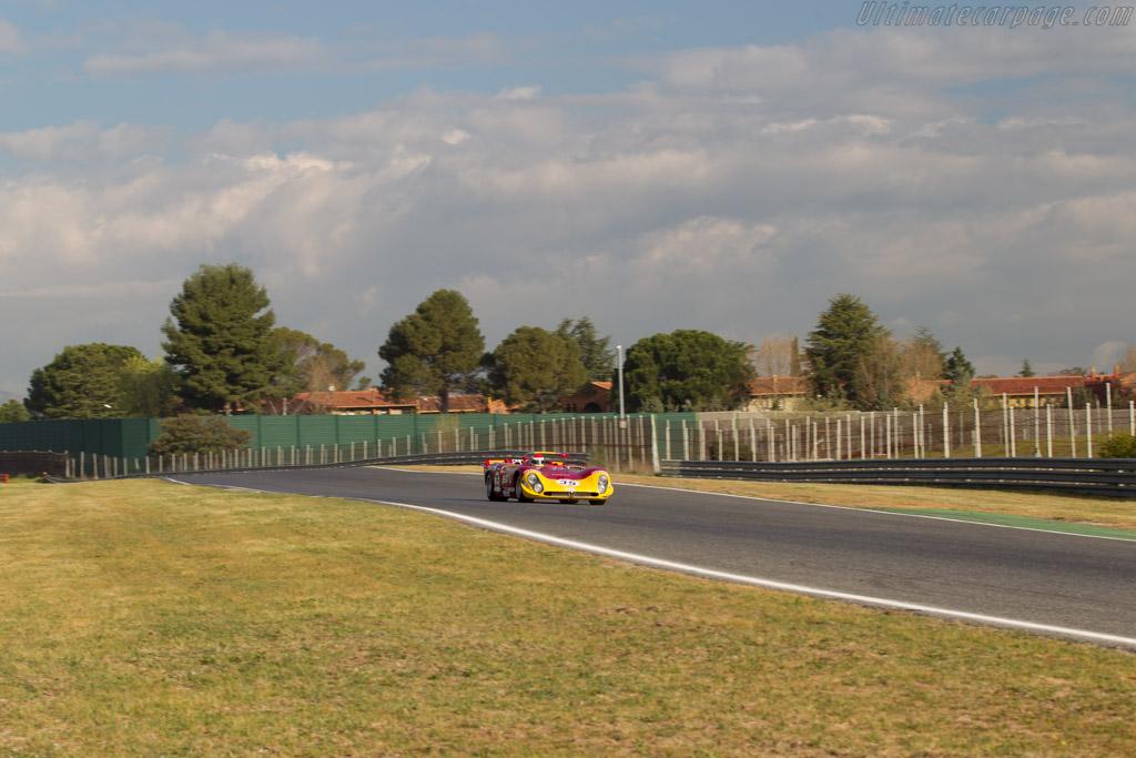 Alfa Romeo 33/3 - Chassis: 10580-023 - Driver: Gianluca Rattazzi / Emanuele Pirro  - 2017 Jarama Classic