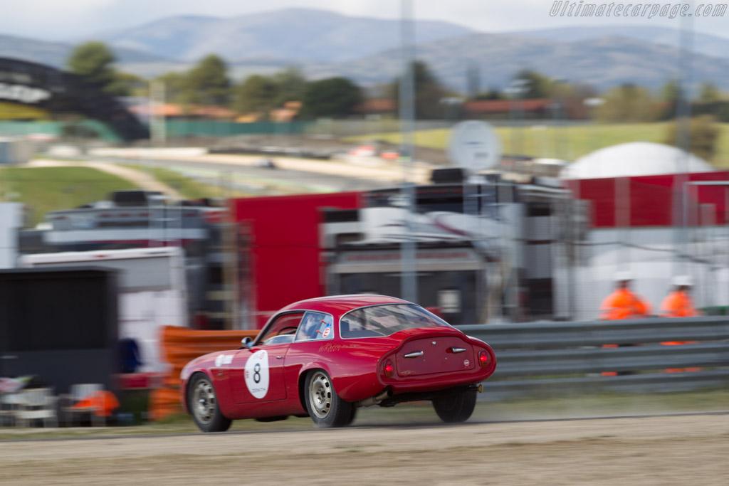 Alfa Romeo Giulietta SZ Coda Tronca - Chassis: AR10126 00184 - Driver: Xavier Galant  - 2017 Jarama Classic