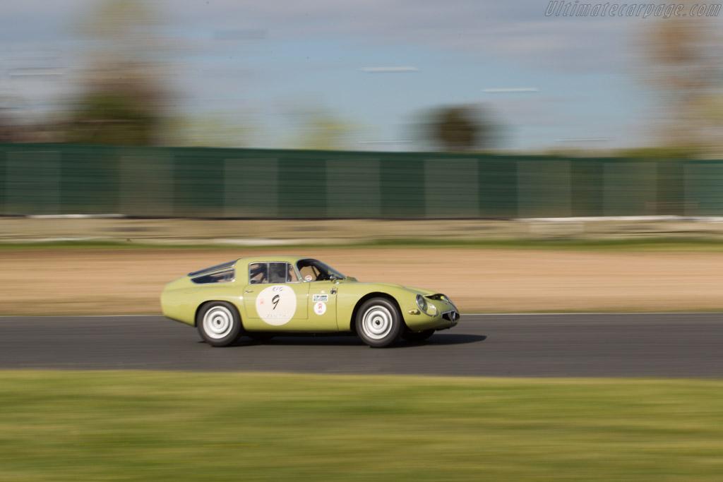 Alfa Romeo TZ - Chassis: AR750017 - Driver: Yves Vogele  - 2017 Jarama Classic
