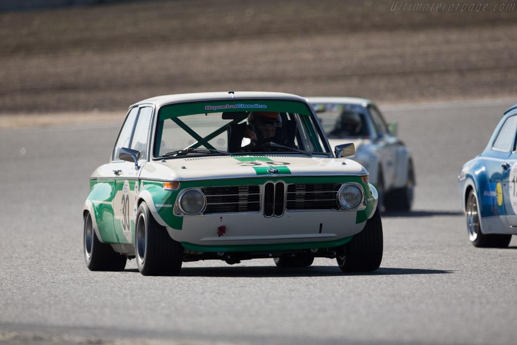 BMW 2002 TI - Chassis: 1649348 - Driver: Christian Traber  - 2017 Jarama Classic