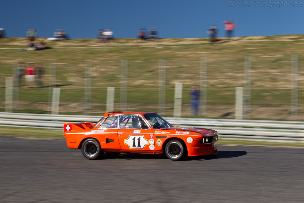 BMW 3.0 CSL - Chassis: 2285390 - Driver: Charles Firmenich  - 2017 Jarama Classic