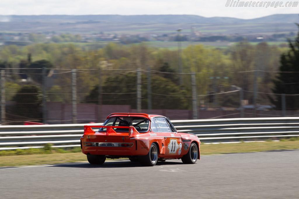 BMW 3.0 CSL - Chassis: 2285390 - Driver: Charles Firmenich  - 2017 Jarama Classic