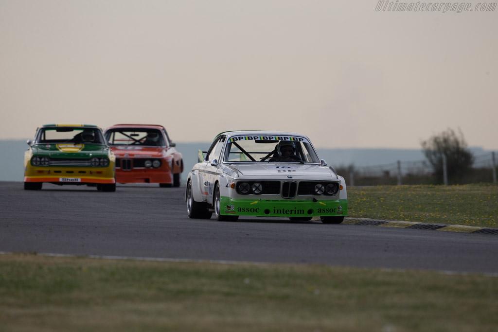 BMW 3.0 CSL - Chassis: 4340904 - Driver: Eric Everard  - 2017 Jarama Classic