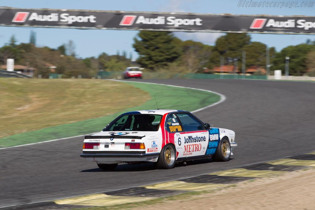 BMW 635 CSI - Chassis: E24 RA1-22 - Driver: Michel Mitharian  - 2017 Jarama Classic