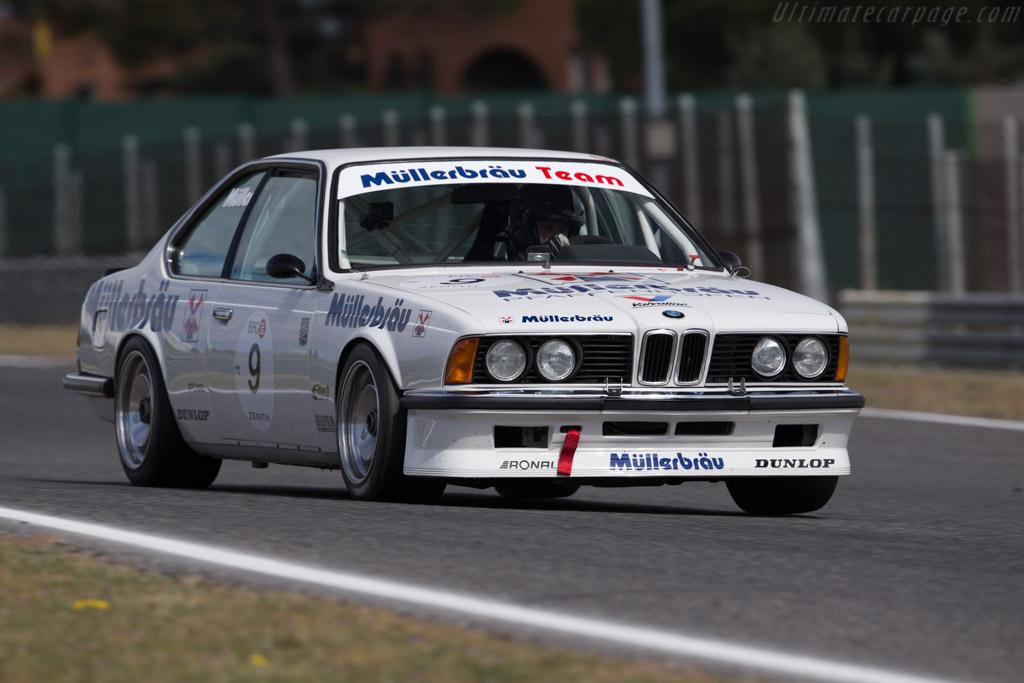 BMW 635 CSI - Chassis: E24 RA1-27 - Driver: Maxime Guenat  - 2017 Jarama Classic