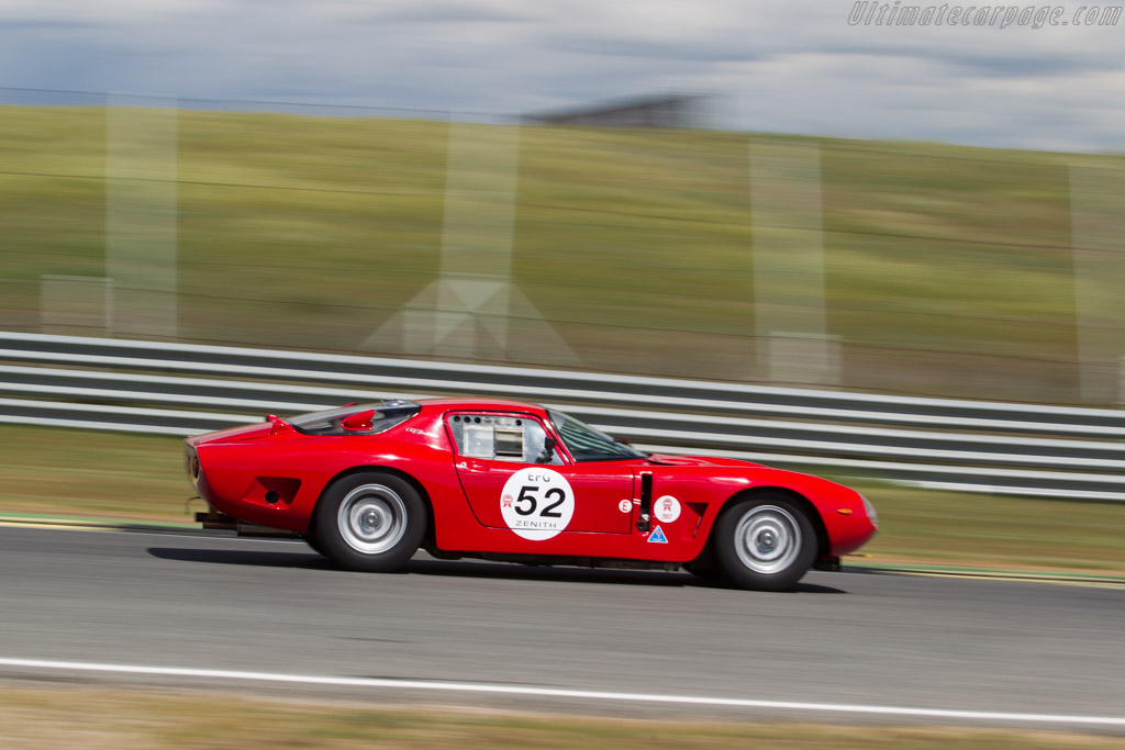 Bizzarrini 5300 GT - Chassis: BA4 0102 - Driver: Peter Muelder / Christian Traber  - 2017 Jarama Classic