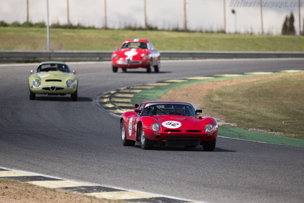 Bizzarrini 5300 GT - Chassis: IA3 0222 - Driver: Peter Muelder / Christian Traber  - 2017 Jarama Classic
