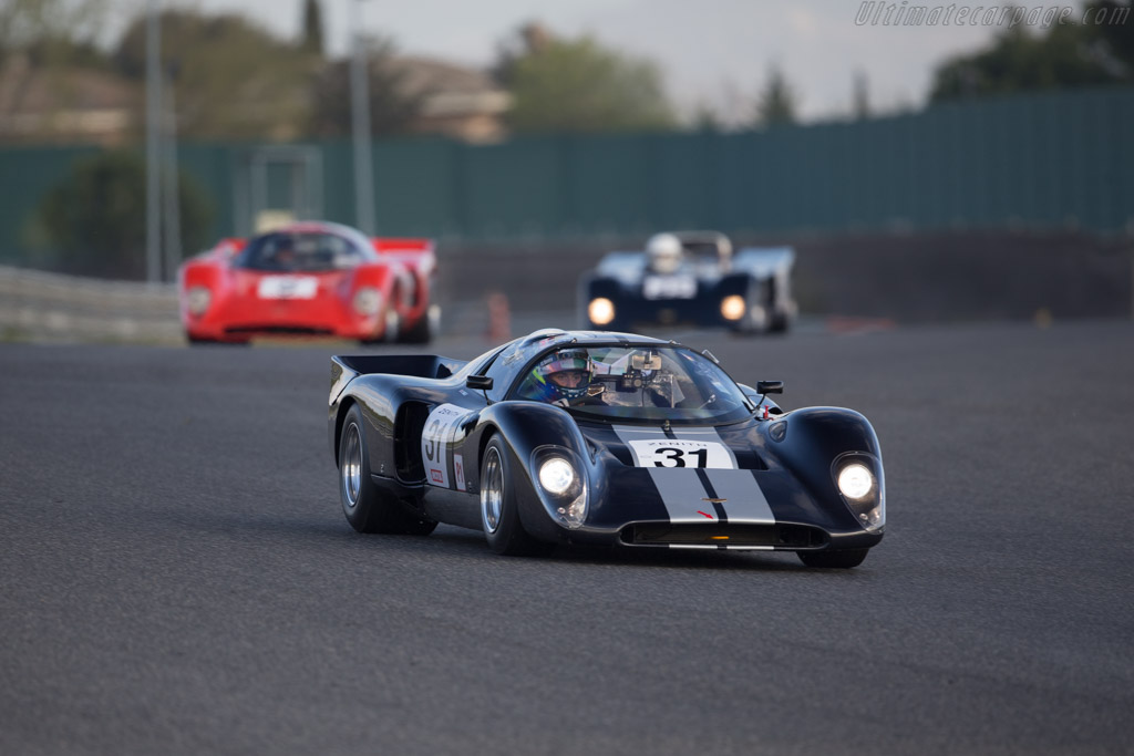 Chevron B16  - Driver: Armand Mille  - 2017 Jarama Classic