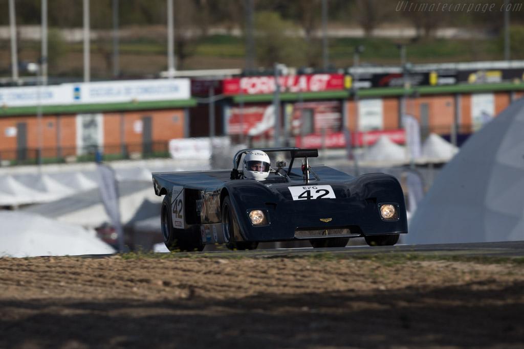 Chevron B19 - Chassis: B19-71-25 - Driver: Philipp Bruehwiler  - 2017 Jarama Classic