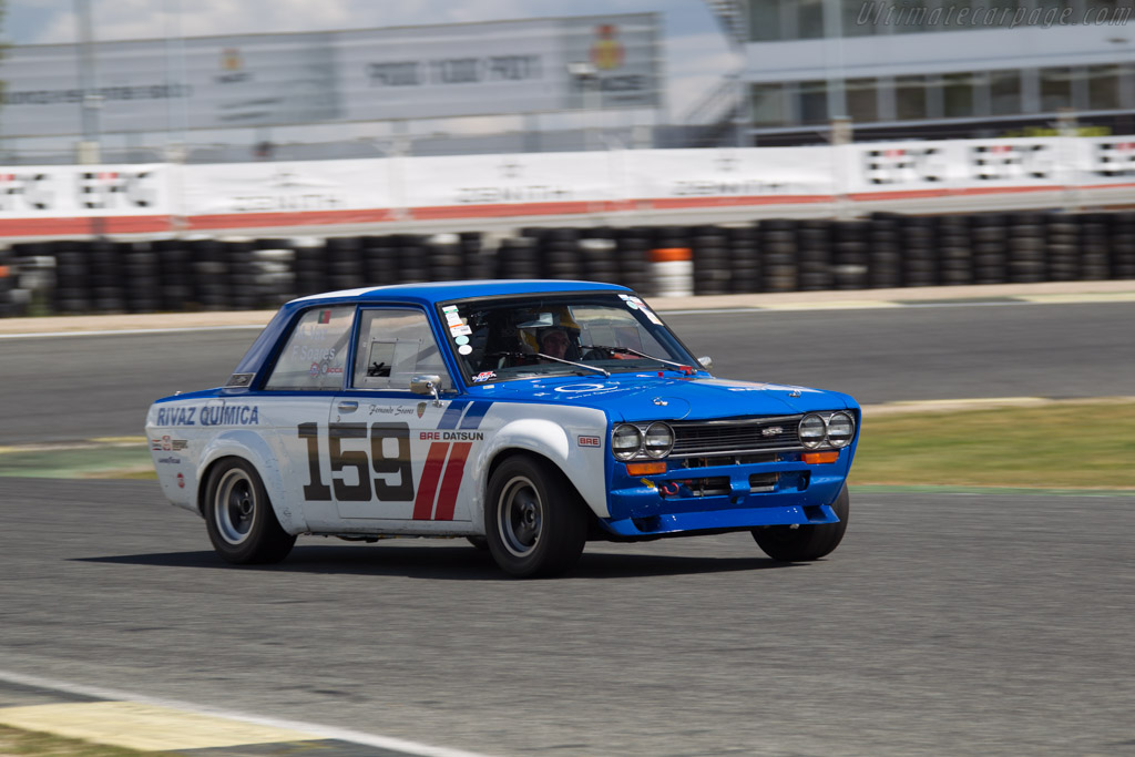 Datsun 510 1600 SS - Chassis: BL510-102917 - Driver: Miguel Vaz / Fernando Soares  - 2017 Jarama Classic