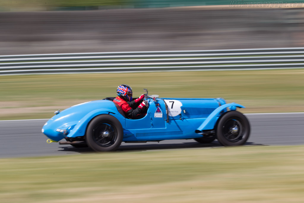Delahaye 135 S - Chassis: 48758 - Driver: Andrew Prill  - 2017 Jarama Classic