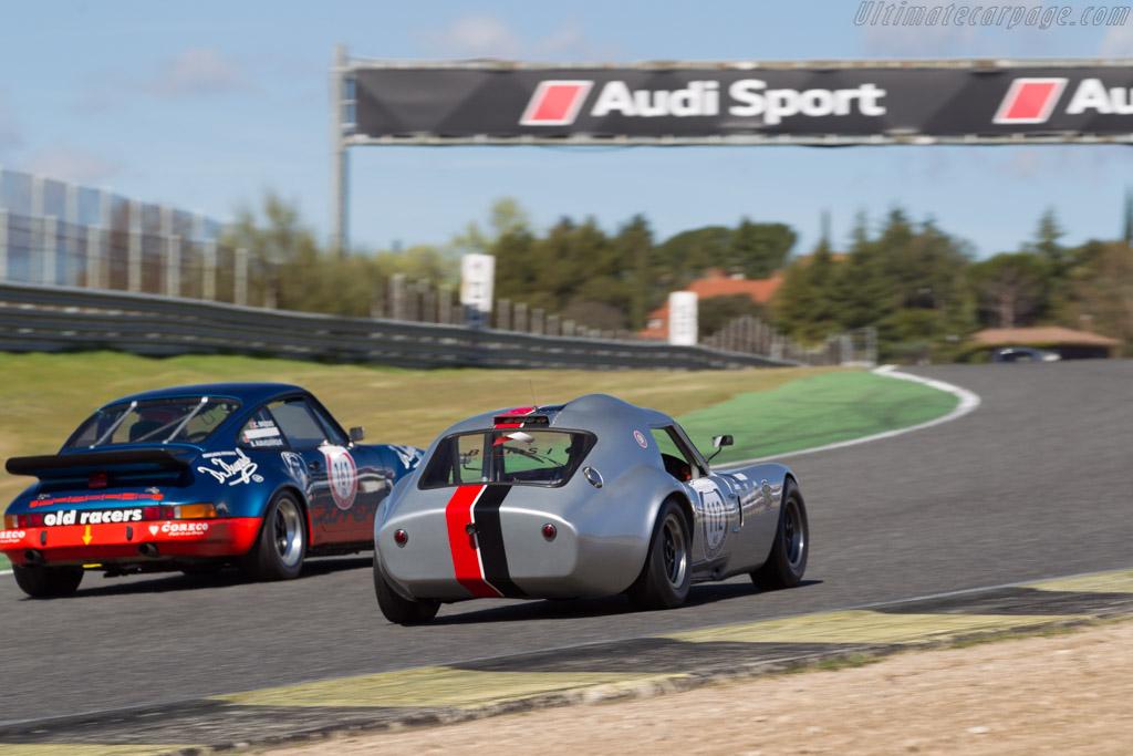 Diva F10 - Chassis: D35 - Driver: Damien Kohler / Marc de Siebenthal  - 2017 Jarama Classic