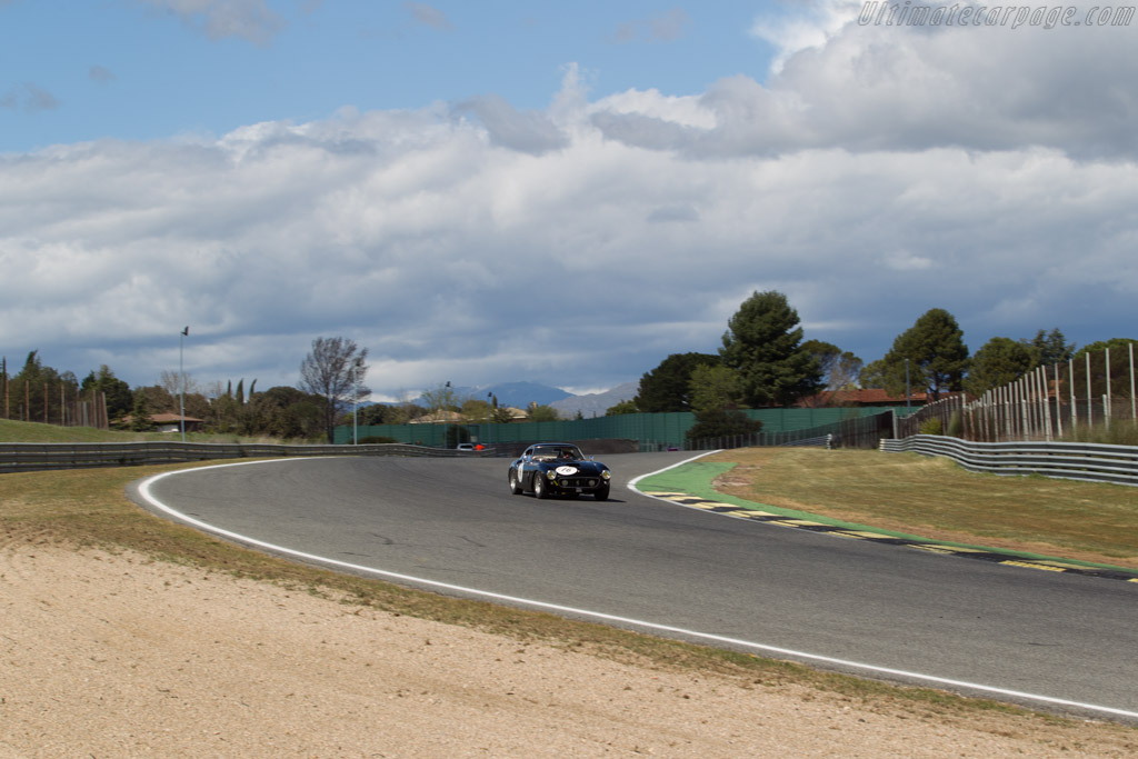Ferrari 250 GT SWB - Chassis: 1933GT - Driver: Carlo Vogele  - 2017 Jarama Classic