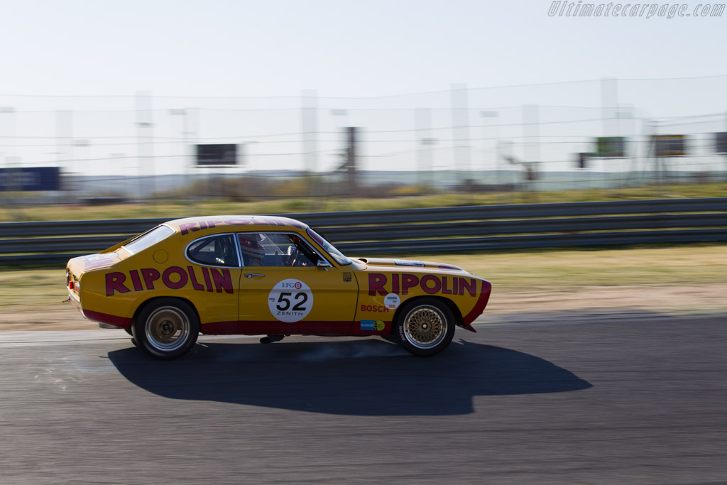 Ford Capri RS 2600 - Chassis: GAECLE42482 - Driver: Yves Scemama  - 2017 Jarama Classic