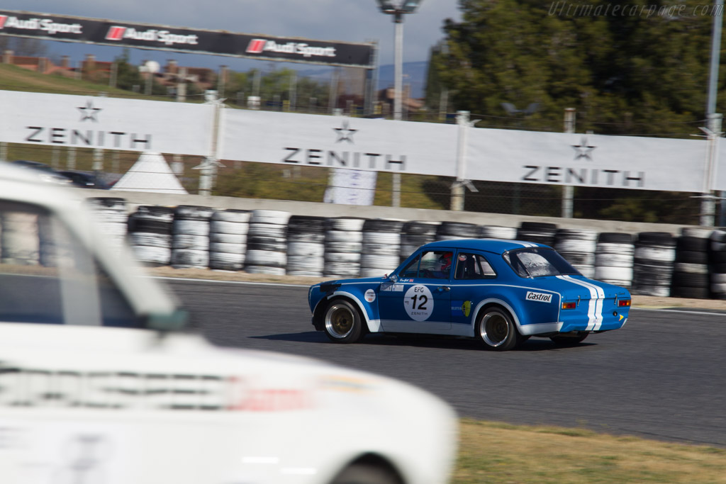 Ford Escort RS 1600 - Chassis: 1CBA657266 - Driver: Ben Gill  - 2017 Jarama Classic