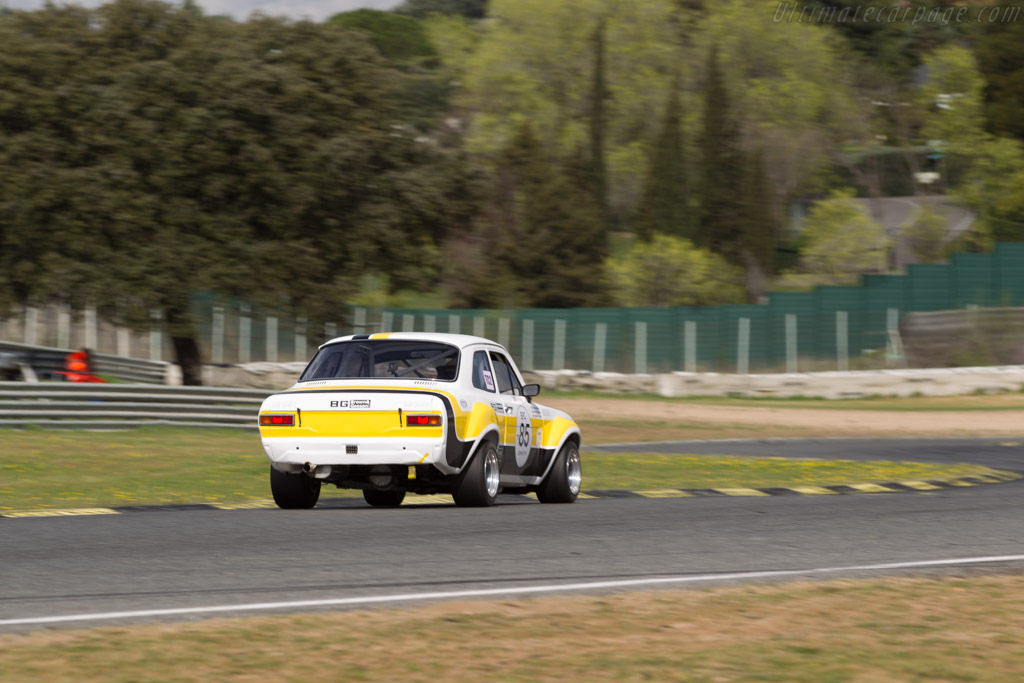 Ford Escort RS 1600 - Chassis: BBATNG05337 - Driver: Sean Brown  - 2017 Jarama Classic