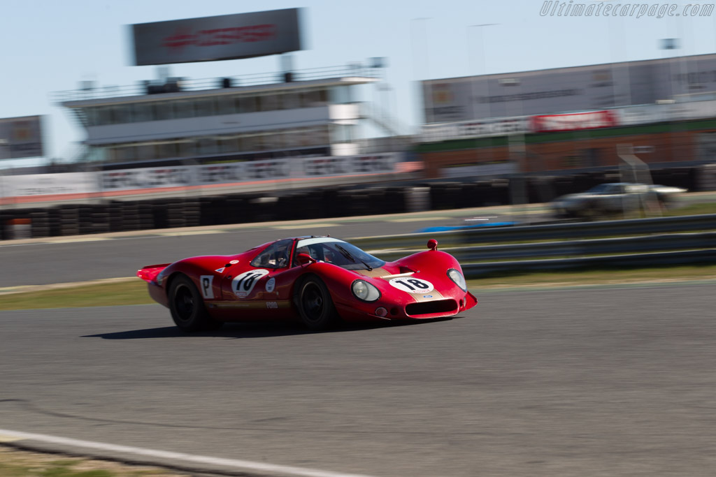 Ford F3L - Chassis: 002 - Entrant: Claude Nahum - Driver: Bernard Thuner  - 2017 Jarama Classic